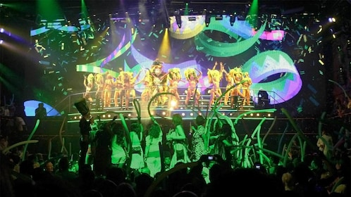 Coco Bongo Gold Member VIP Package