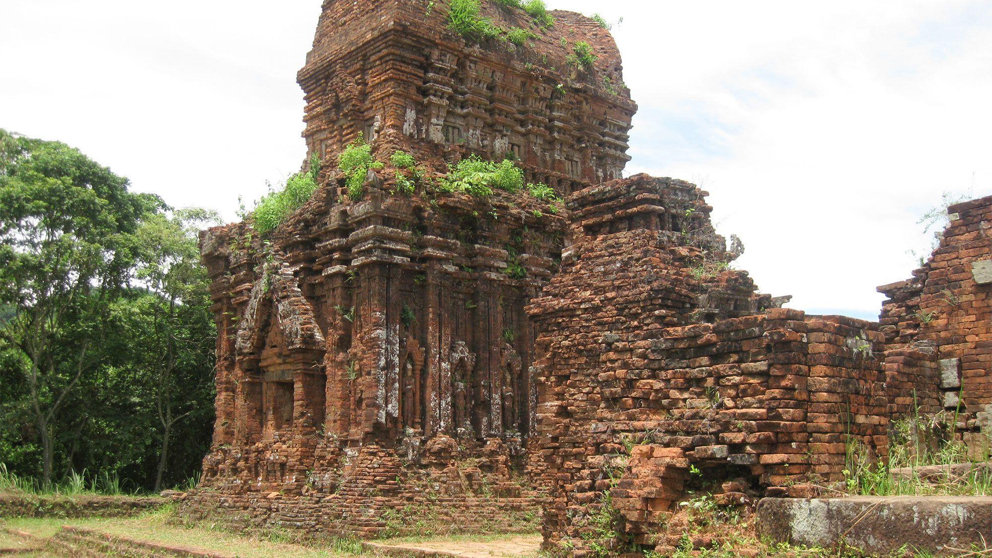 M? S?n temples in Vietnam