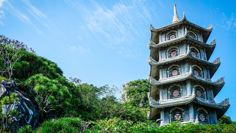 Half-Day Tour of Da Nang, Marble Mountains & Son Tra Peninsula
