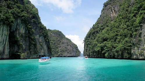 Phi Phi Island by Premium Speedboat with Buffet Lunch