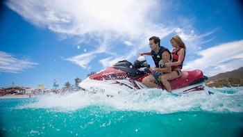 Guided Jet Ski Ride in Simpson Bay