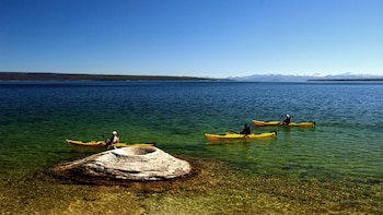 Yellowstone Lake Kayak Tour