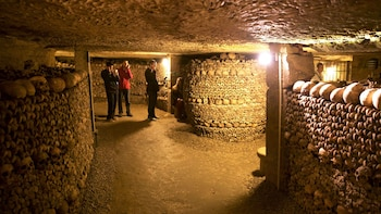 Skip-the-Line Tour of the Paris Catacombs with Special Access