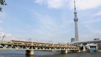 TOKYO SKYTREE® Admission with Shopping Voucher at TOKYO Solamachi®
