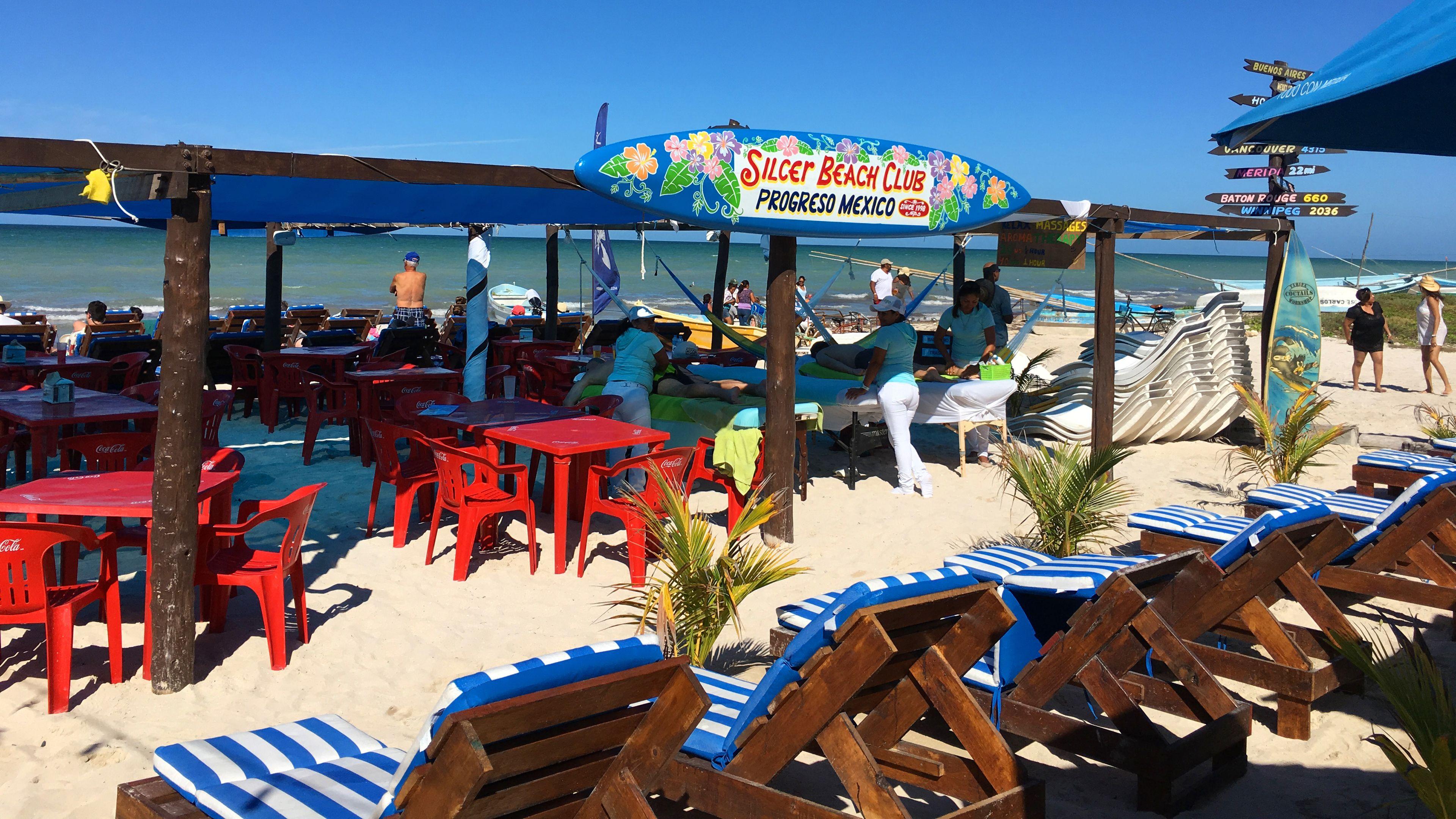 Silcer Beach Club Day Pass