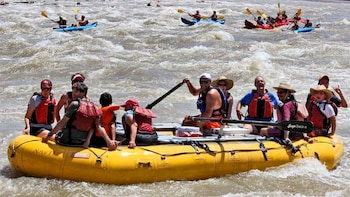 Guided Moab Whitewater Rafting Adventure