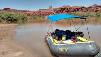 River Cruise in Canyonlands National Park