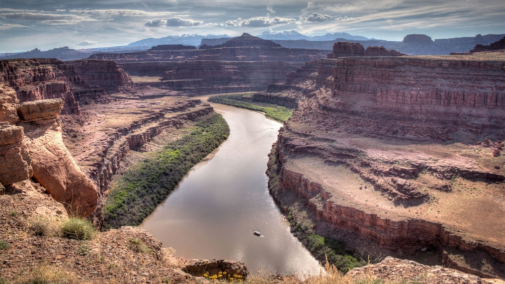 Beautiful Arches and Canyonland on the 4x4 tour in Utah