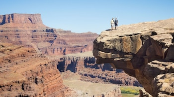 4x4 Half-Day Adventure at Canyonlands National Park