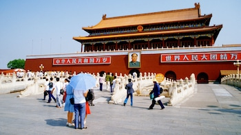 Private Layover Tour: Tiananmen Square, Forbidden City & Great Wall