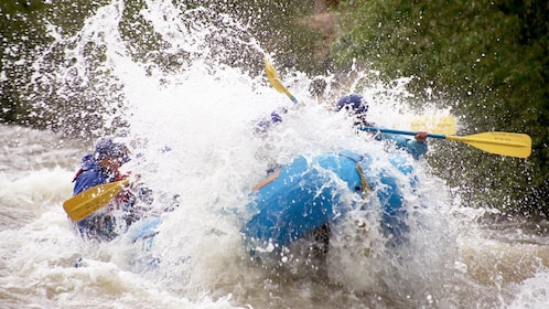 Middle Clear Creek Beginner Whitewater Rafting