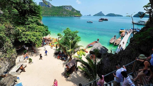 Angthong National Park in Thailand