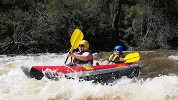 Yarra River Whitewater Kayaking Adventure