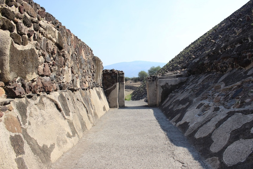 Show item 2 of 9. Teotihuacan pyramid on Your Own Self-Guided Tour