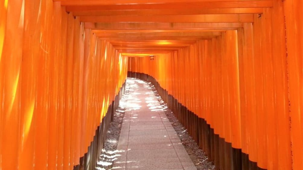 Tourist attraction in Kyoto