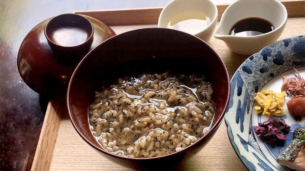 Show item 4 of 5. Japanese tea ceremony experience in kimono