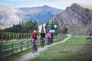 Bike The Wineries Full Day Self-Guided Tour