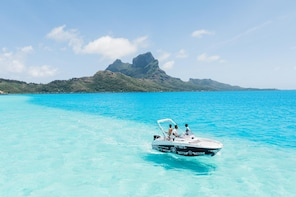 Private Bora Bora Lagoon Fishing Tour