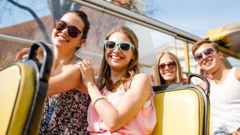 Red Buses Tallinna hop-on hop-off -bussi