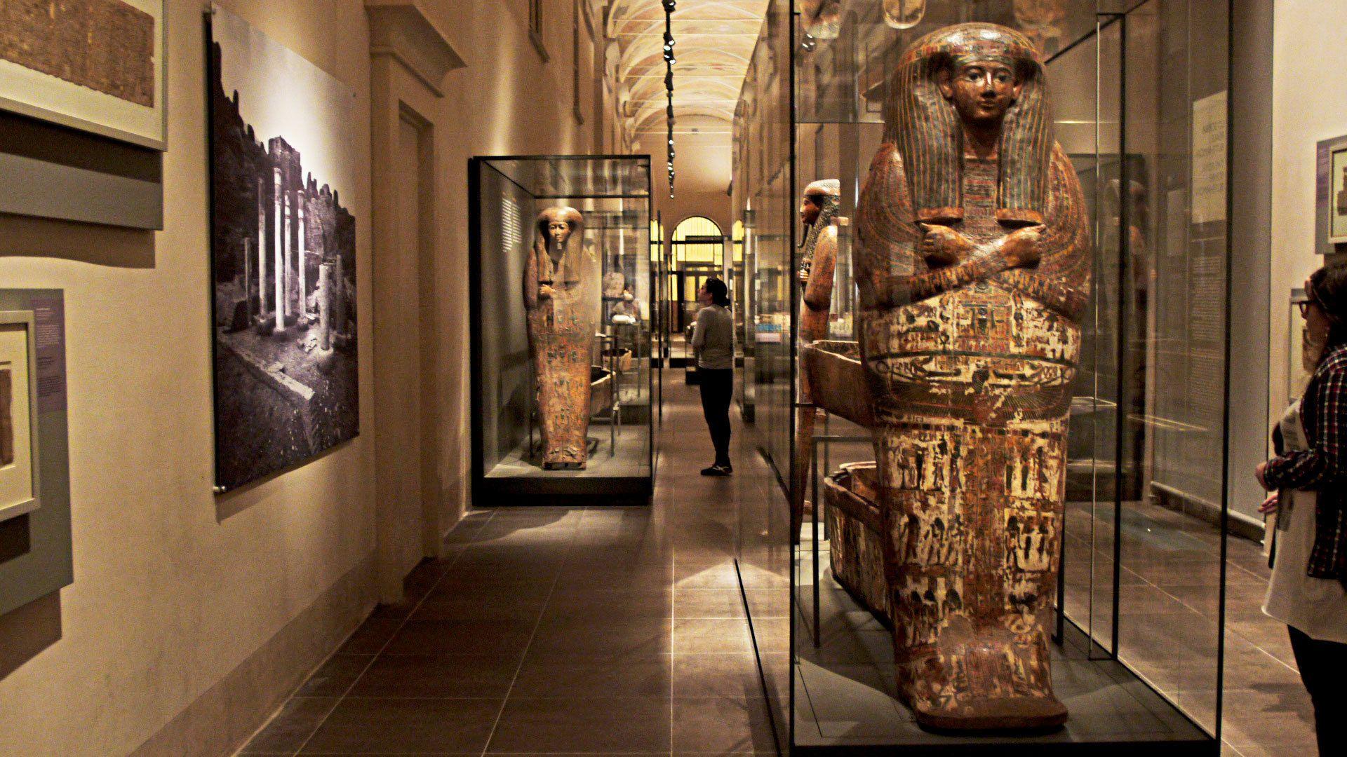 Tour guidato del Museo Egizio per piccoli gruppi