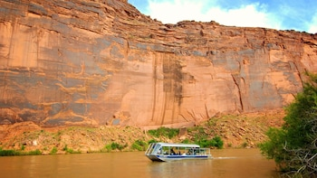 Guided Jet Boat Tour of the Colorado River