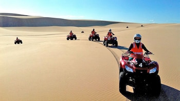 Worimi Sand Dunes Quad bike Tour