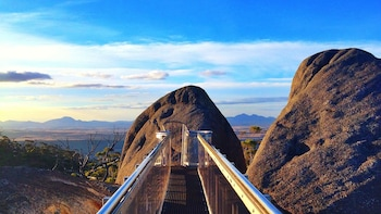 Granite Skywalk Climb & Porongurup Wine Tasting Excursion