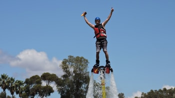 Champion Lakes Flyboarding Adventure
