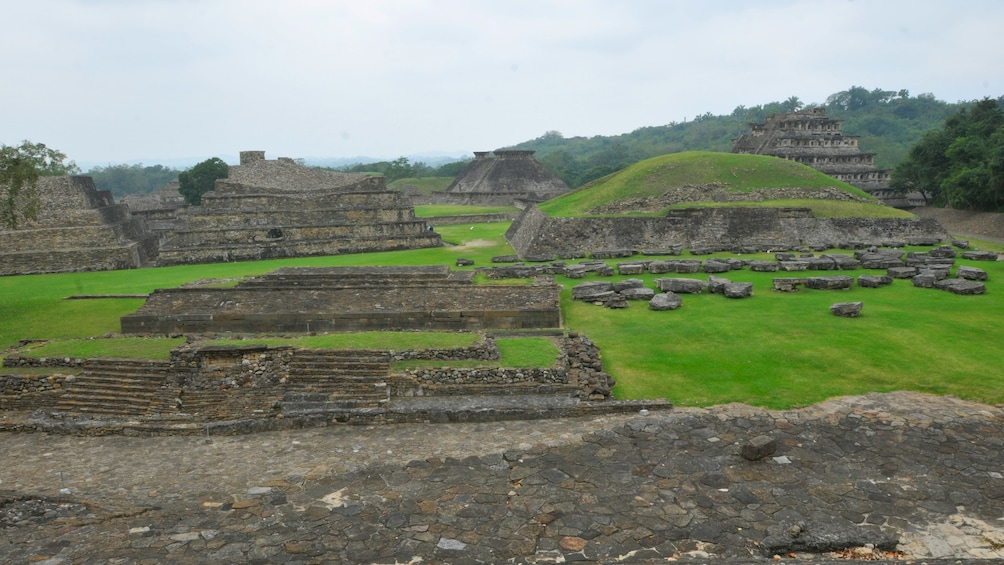 Show item 2 of 5. Mexican Ruins