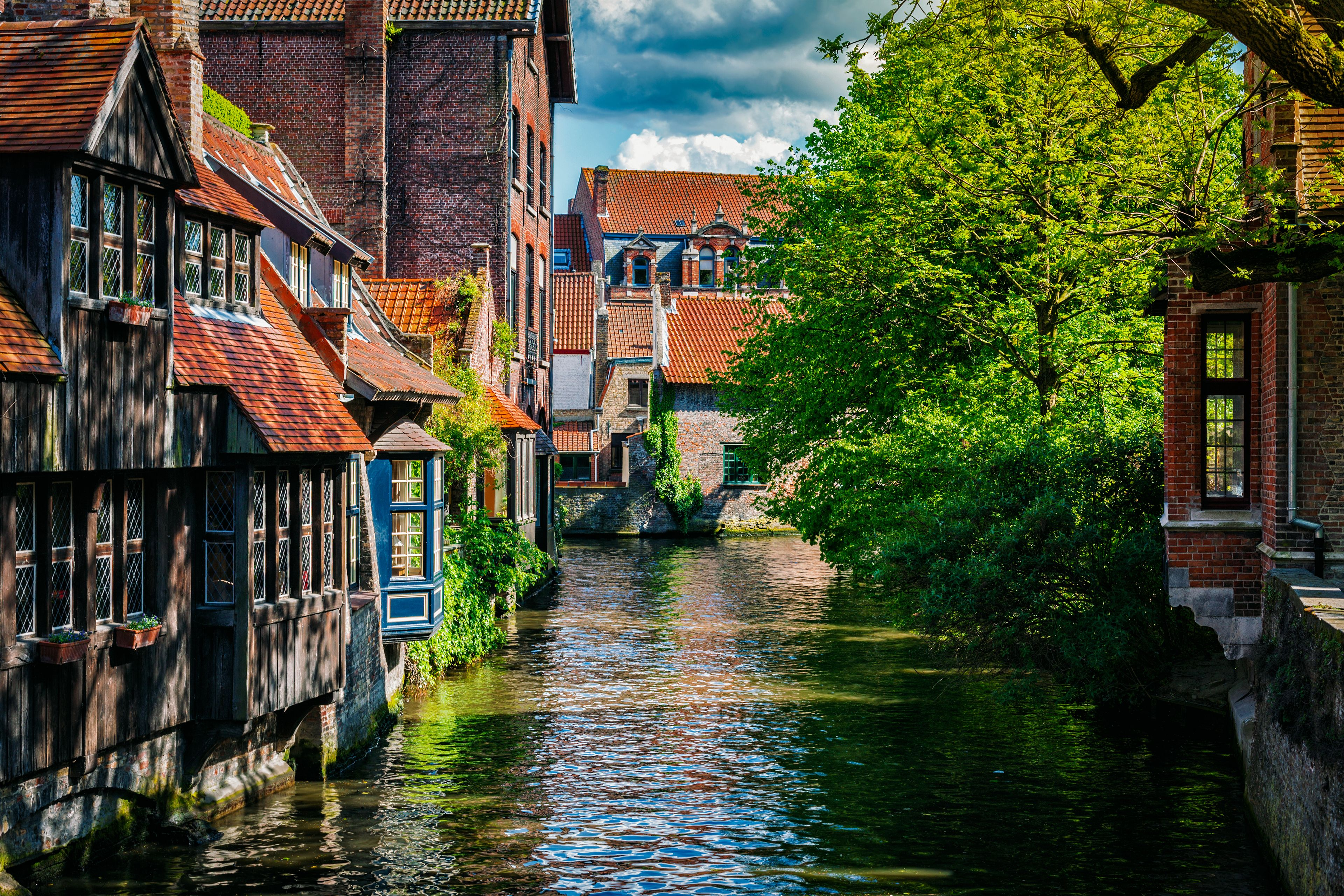 All Day Bruges from Paris