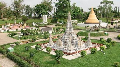 Mini Siam miniature park attraction in Pattaya