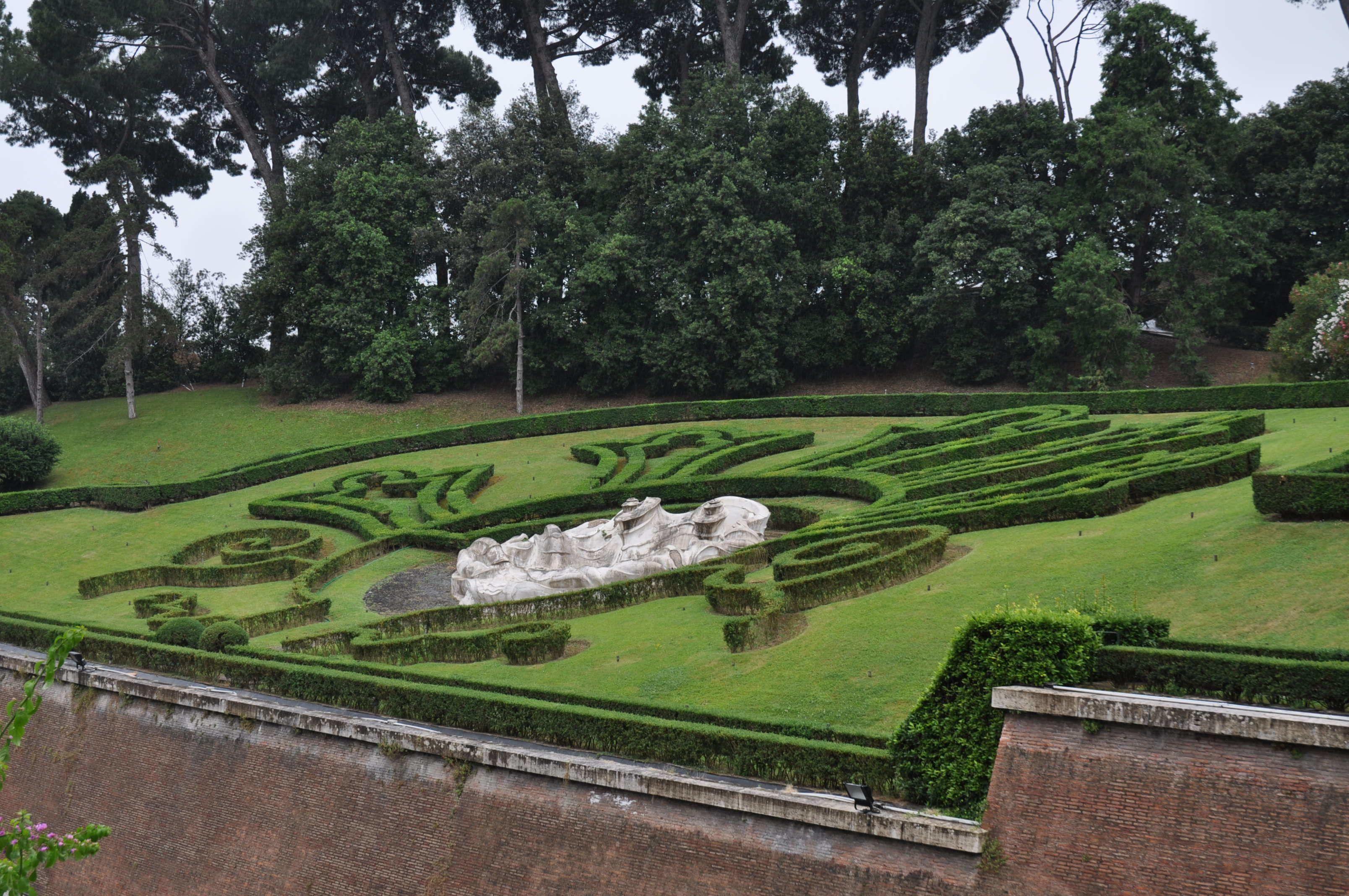 Spring køen over-entre til fuld rundvisning i Vatikanet: haverne, Det Sixti...