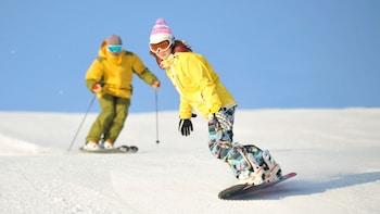 Full-Day Bus Tour to Biwako Valley Ski Resort from Osaka