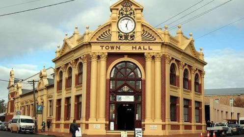 Town hall of York