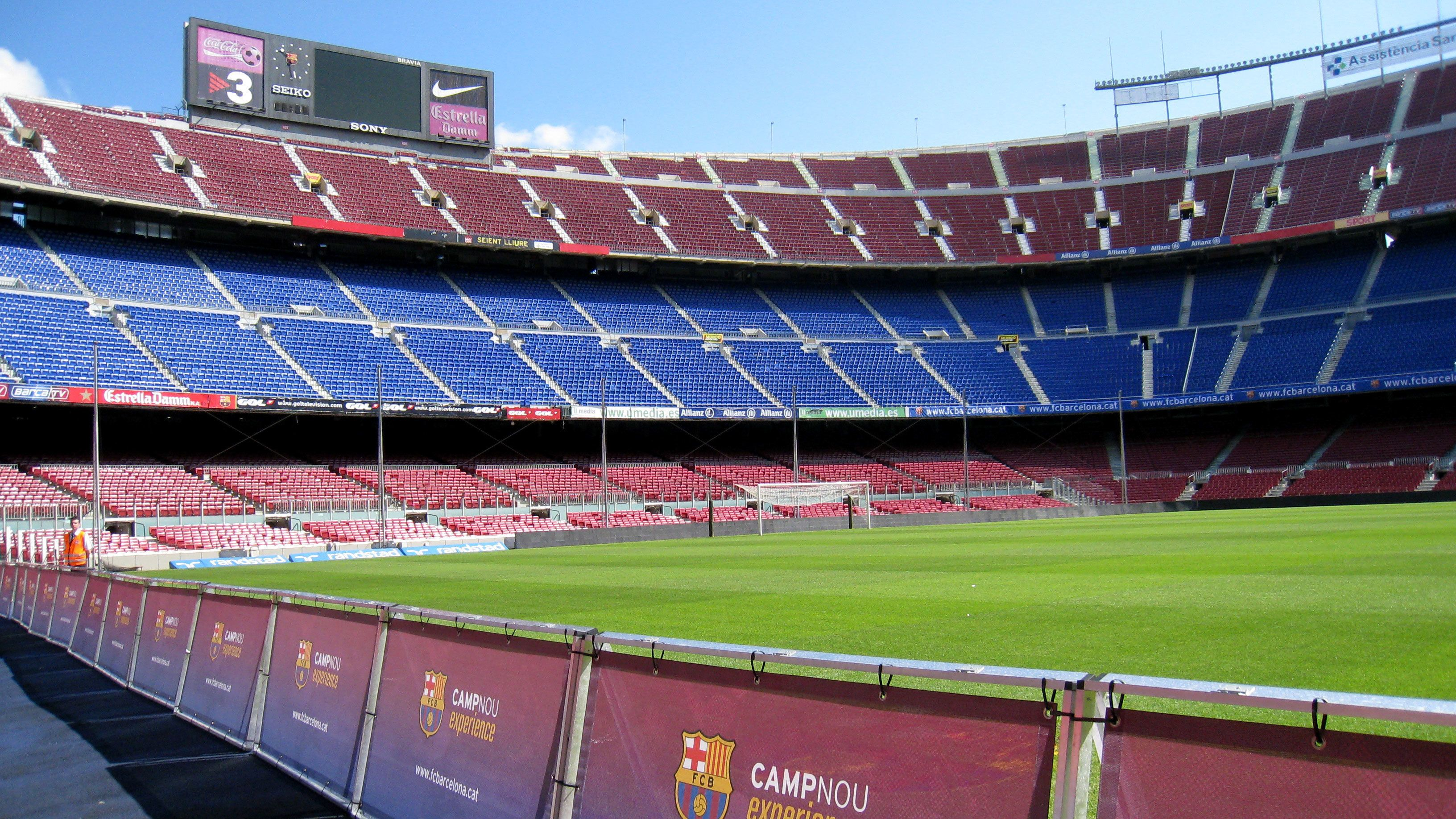 Camp Nou-Tour: FC Barcelona – Ticket mit offenem Datum (nur Ticket)