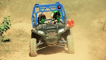 Tour por los senderos de la Sierra Madre en vehículo RZR