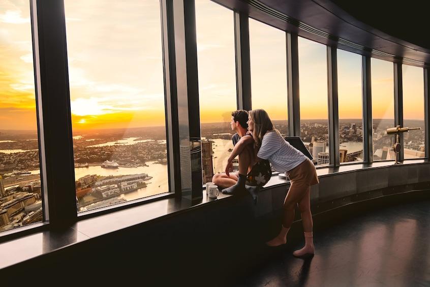 Show item 1 of 8. Sydney Tower Eye Tickets