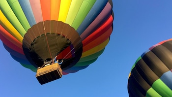 Sunrise Hot Air Balloon Ride in the Black Hills w/Champagne