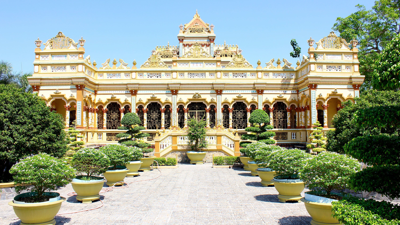 V?nh Tràng Temple in Vietnam