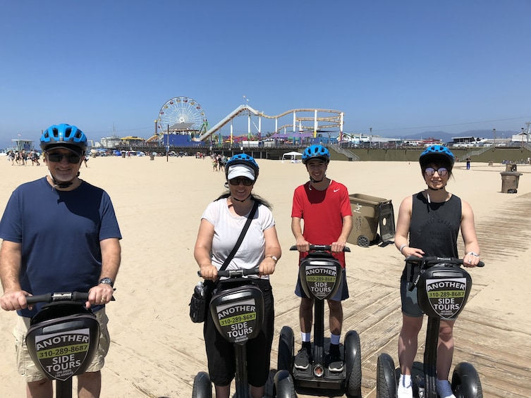 Santa Monica & Venice Beach Segway Tour