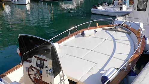 Amalfi boat tour from Sorrento