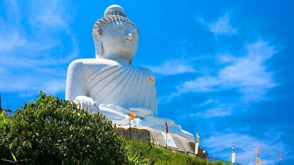Big Buddha statue