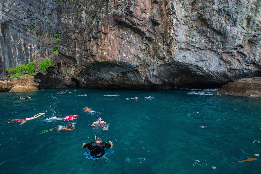 Show item 10 of 10. Early Riser or Morning  Phi Phi Island Snorkeling Tour