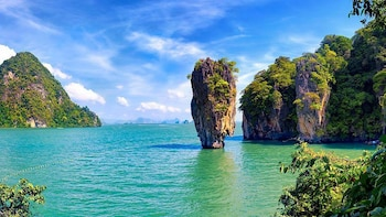 Gita di un giorno alla baia di Phang Nga e all'isola di James Bond con snor...