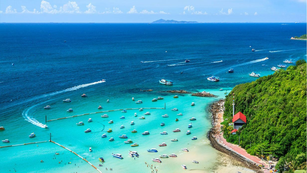Full-Day Coral Island Excursion