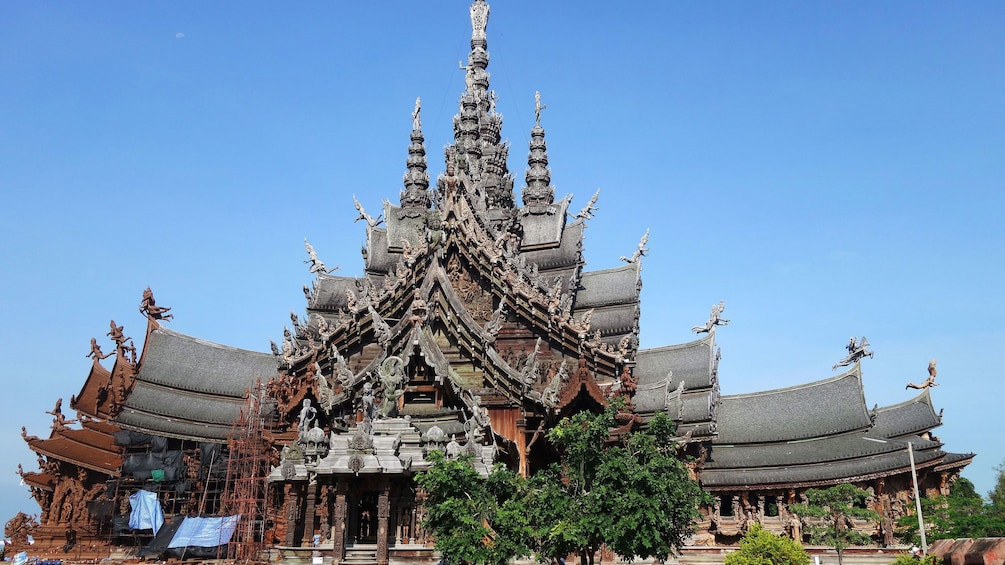 แสดงภาพที่ 3 จาก 5 View of The Sanctuary of Truth in Pattaya