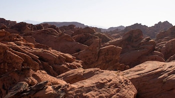 Private Valley of Fire Hiking Tour