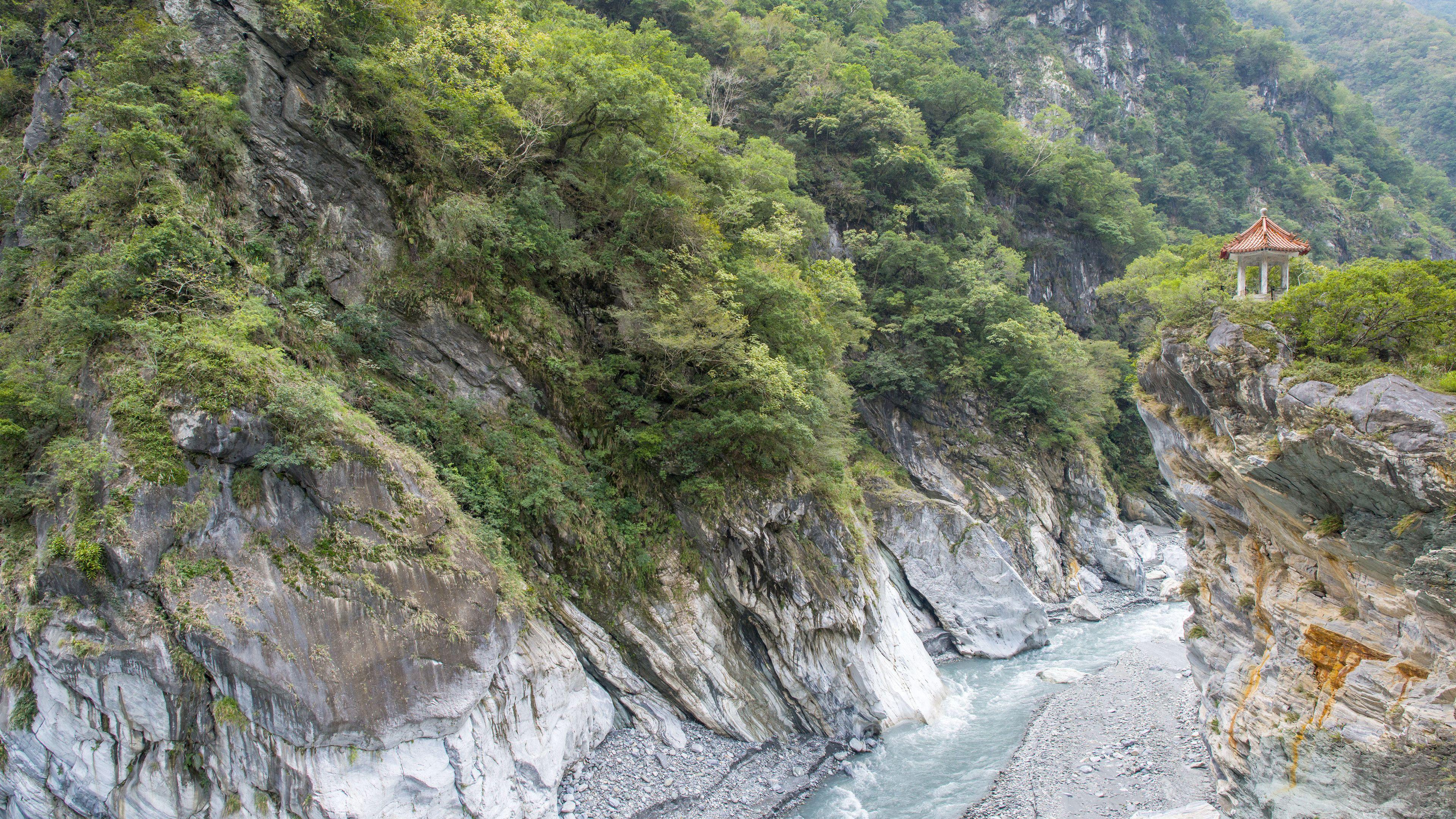Taroko Gorge tour in Taiwan