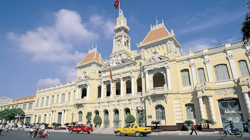 Ho Chi Minh City Hall in Vietnam