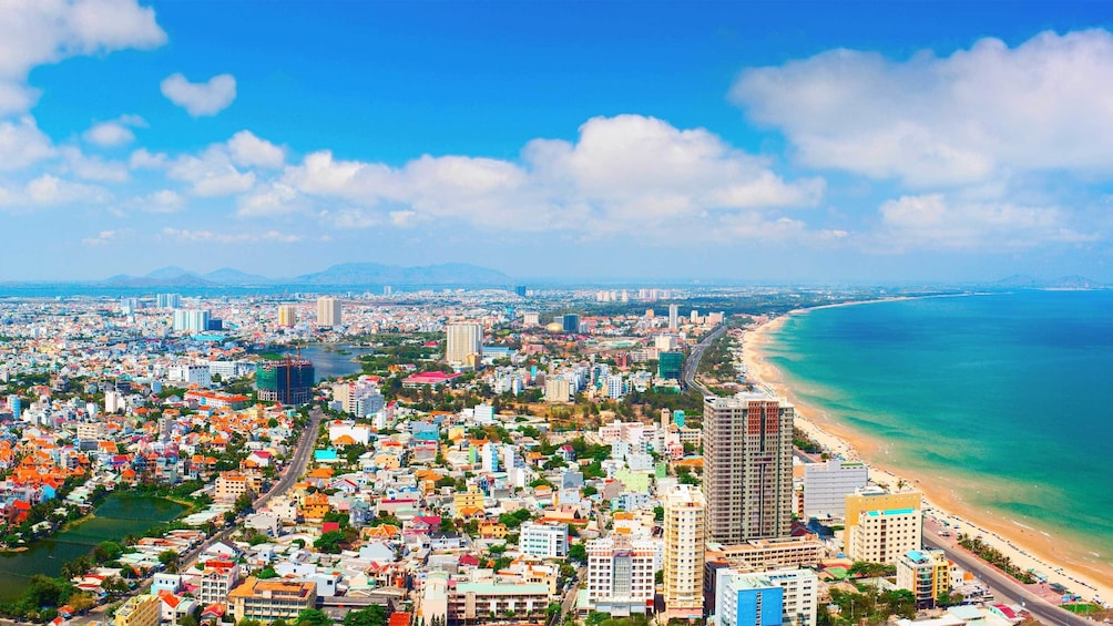 Show item 1 of 8. Vung Tau City Tour from Phu My Port HCMC